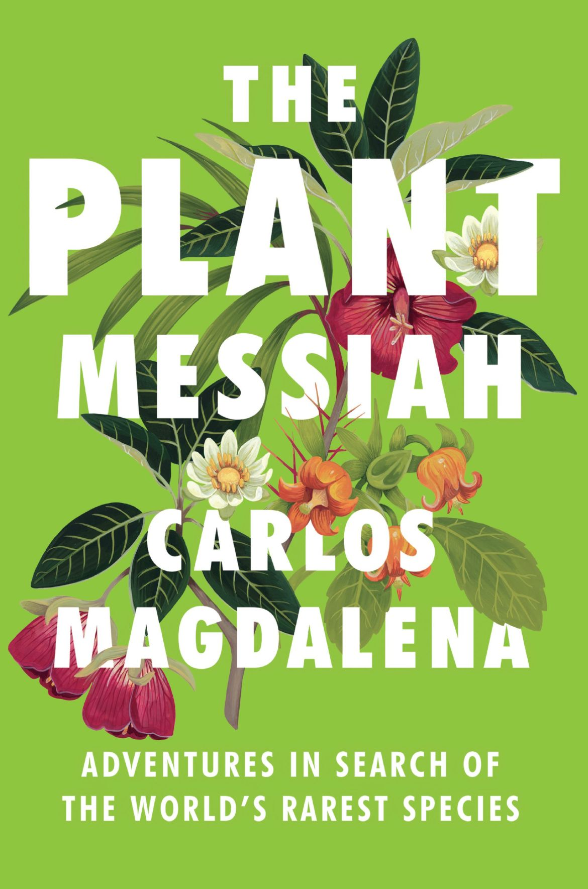 """The Plant Messiah"""