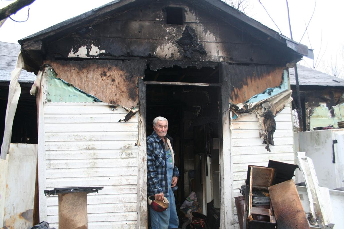 Leo Willard and His Wife Dorothy Lost Everything When Fire Destroyed Their Home