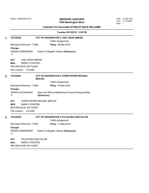 WASHINGTON MUNI DOCKET 5-15-18.pdf
