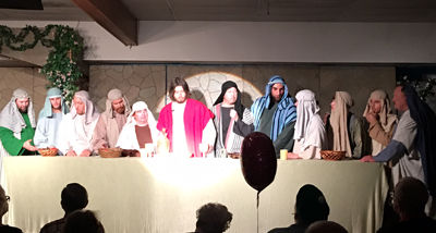 The Last Supper — New Melle Passion Play