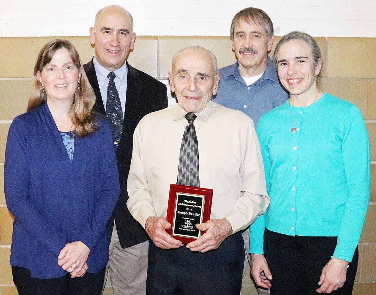 Golden Achievement Award Winner