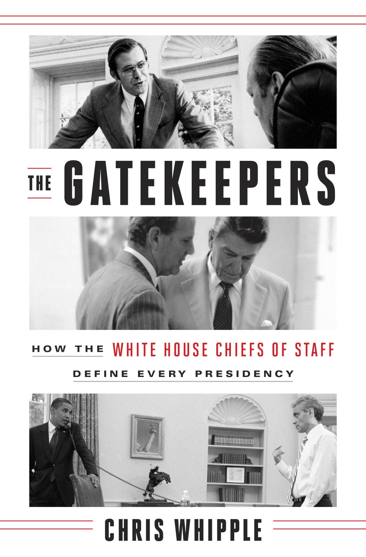 """""""The Gatekeepers"""""""