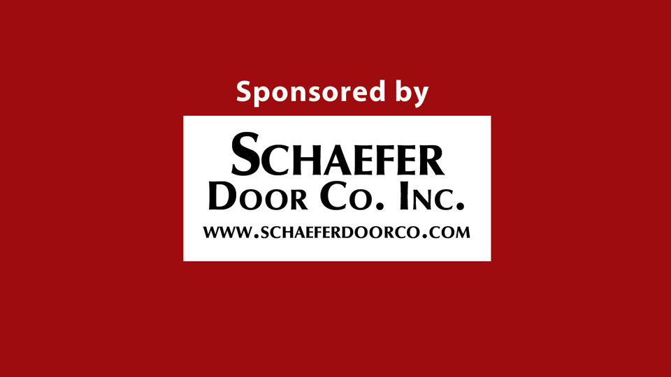 Schaefer Door Gallery Sponsor 2018