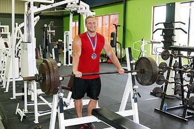 Washington Trainer Breaks State Bench Press Record Feature Stories Emissourian Com