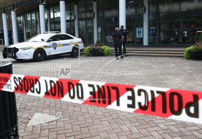 Mall Shooting Florida