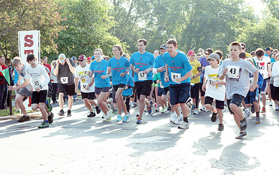 2012 Melanoma Miles for Mike Run/Walk