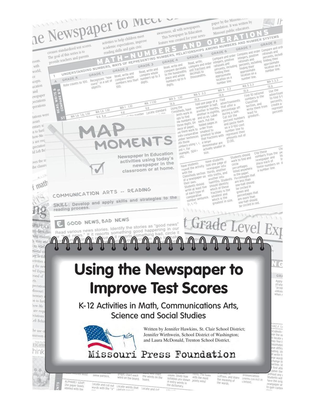 Using the Newspaper to Improve Test Scores