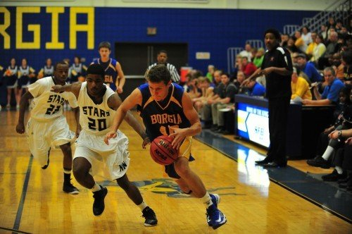 McCluer North Stops Knights