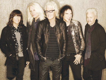 Third Time's a CharmREO Speedwagon Returns to Washington Fair