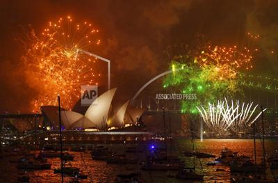 Australia New Year's Eve