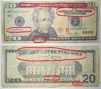 Phony Cash
