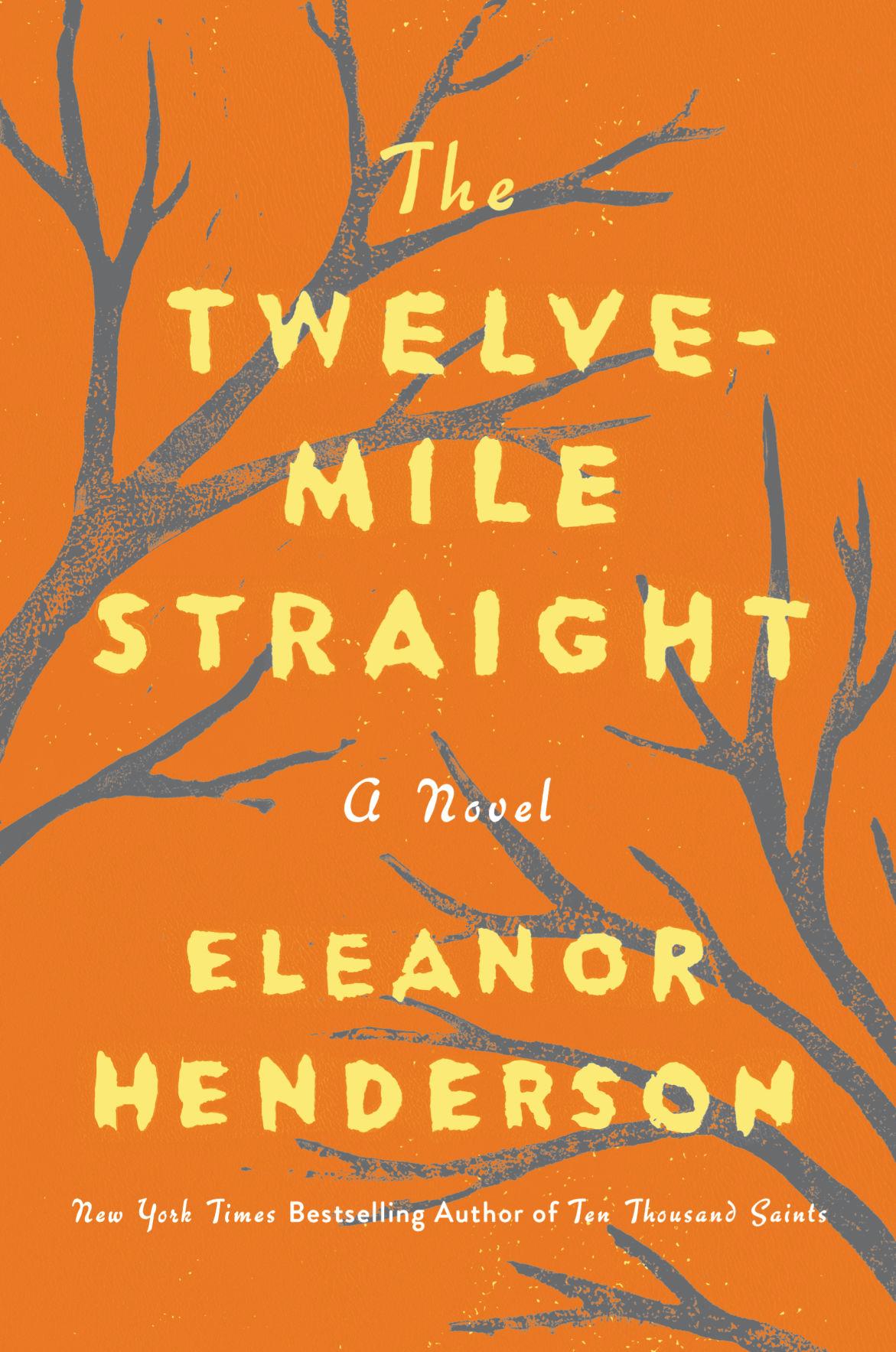 """""""The Twelve Mile Straight"""""""