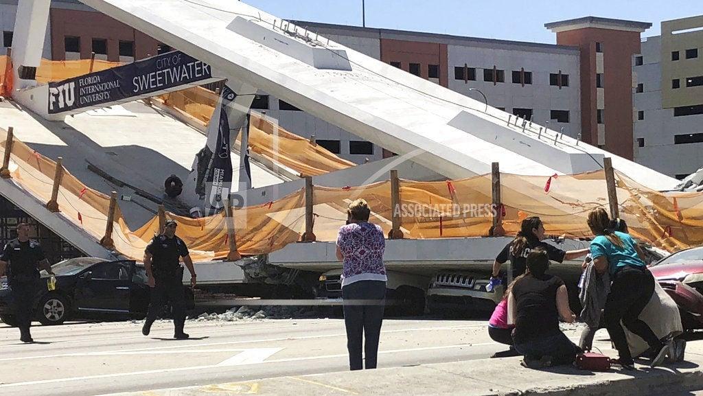 University Bridge Collapse