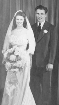 Randolph 65th Wedding Anniversary