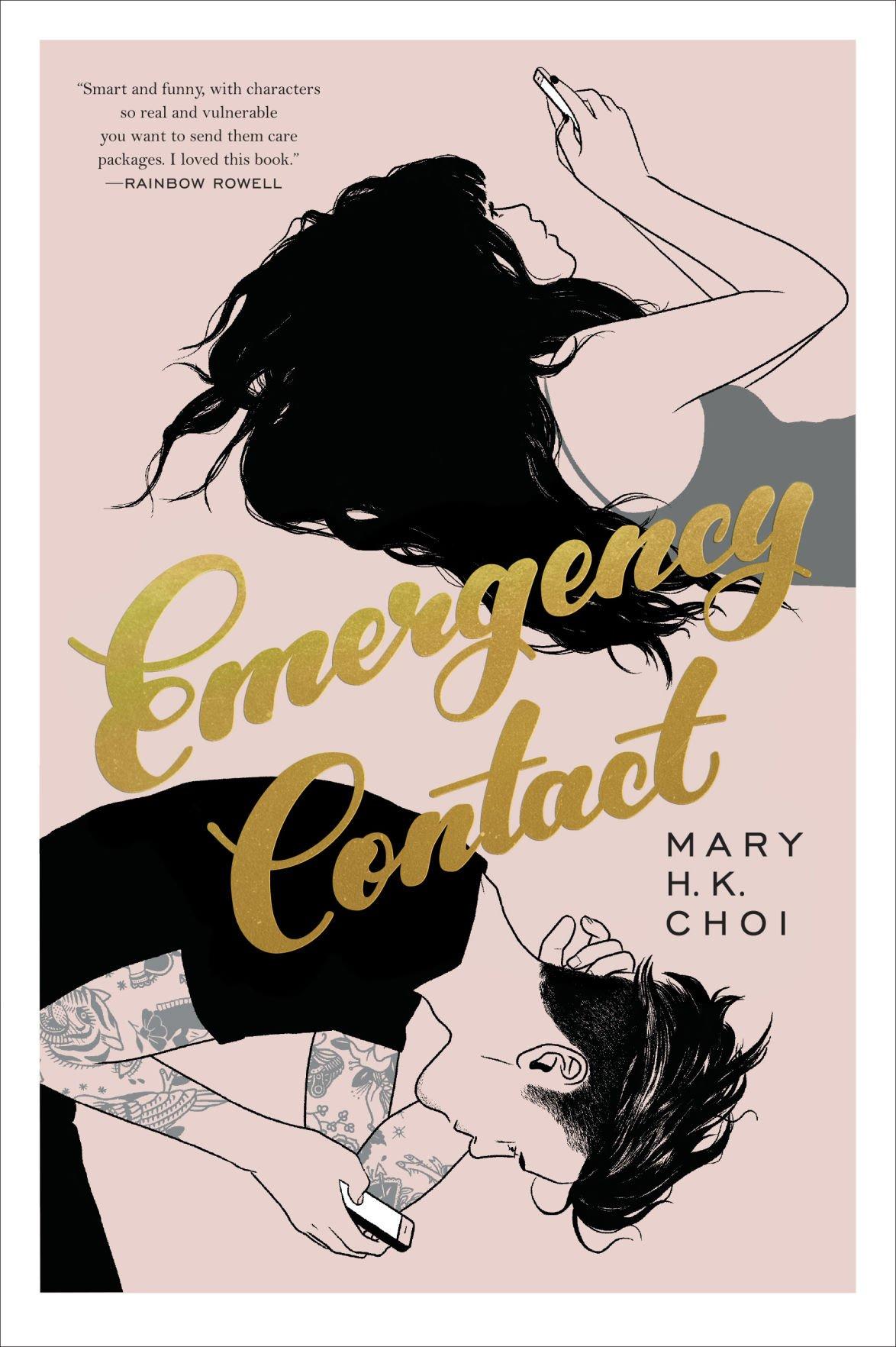 """Emergency Contact"""