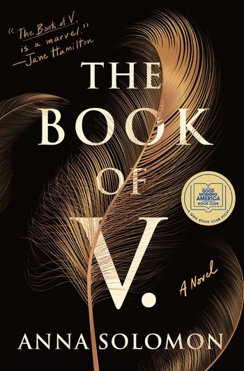 """""""The Book of V."""""""