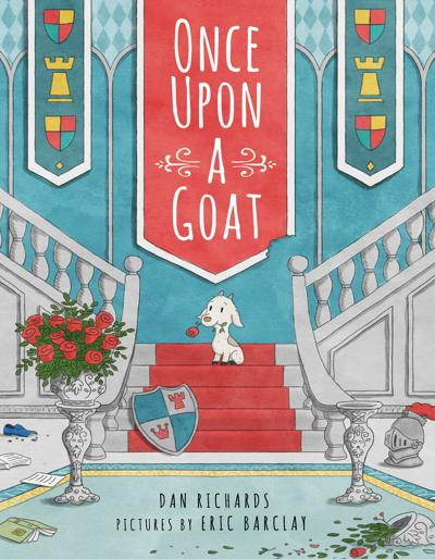 """Once Upon a Goat"""