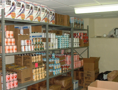 some food pantries stocked others still in need this year