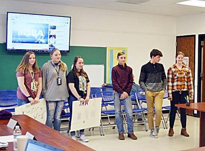 Students Present
