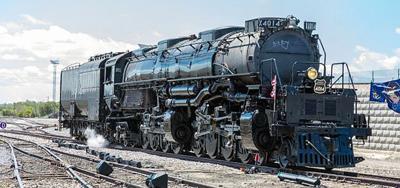 Union Pacific Big Boy Train