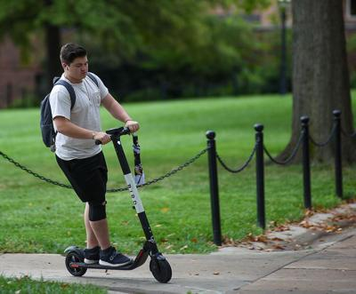 Washington Considers Electric Scooters