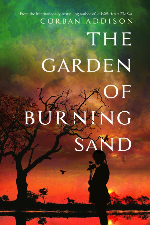 """""""The Garden of Burning Sand"""""""