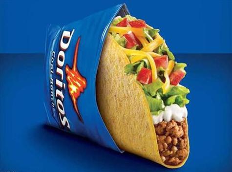 Doritos Locos in Cool Ranch Taco