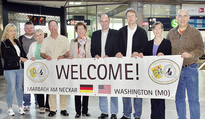 Marbach Welcomes Washingtonians