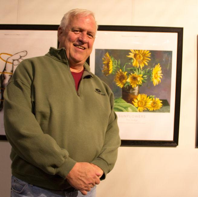 "Tim Judge — ""Sunflowers"""