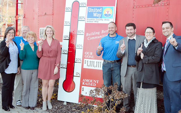 United Way Says Thanks for Being the 1