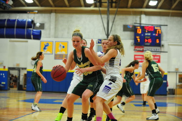 Lady Indians Secure Third
