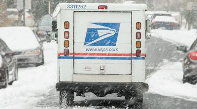 USPS Extreme Cold