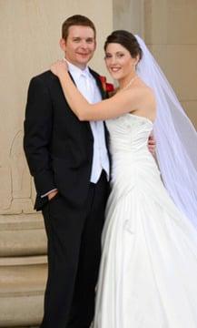Hoelscher-Svoboda Wedding Vows Read