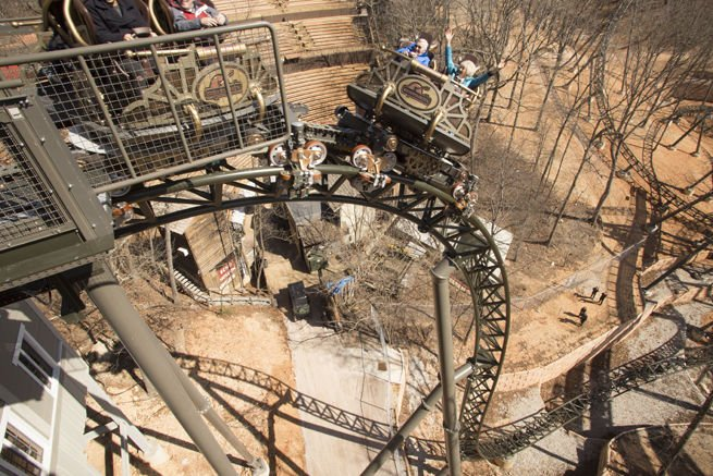 Time Traveler: Steepest Drop