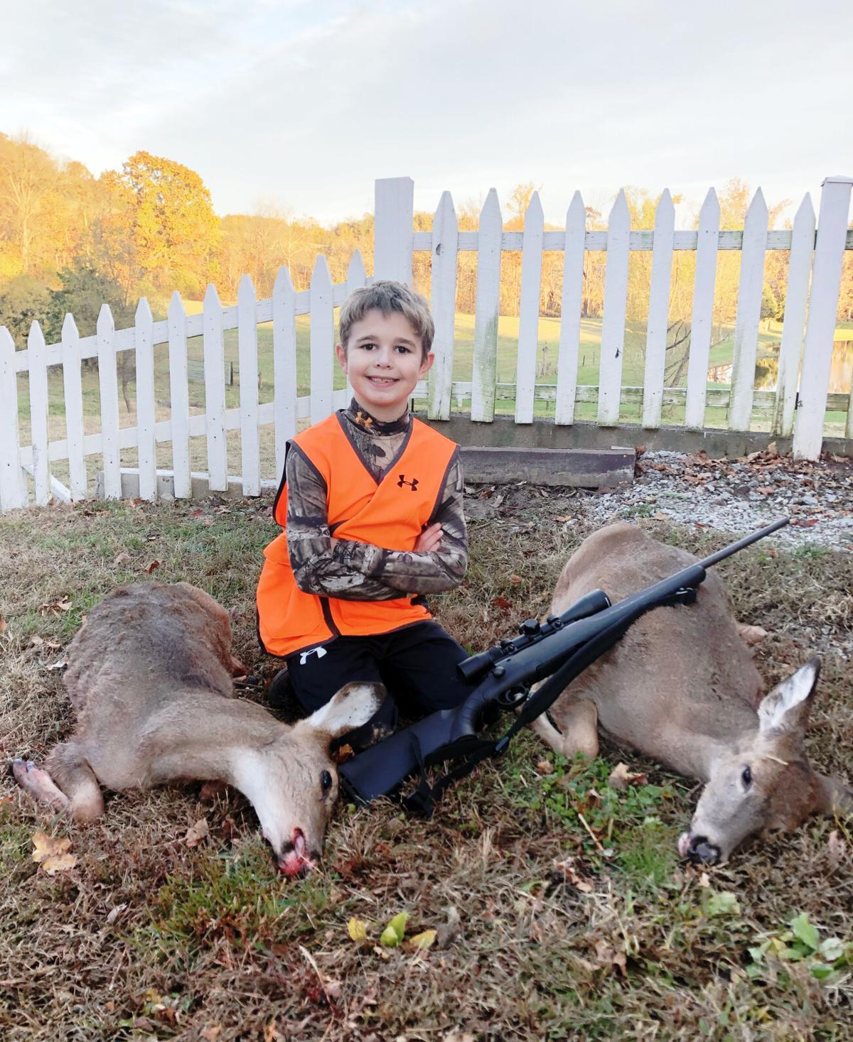 Blake Farrow Deer Pic