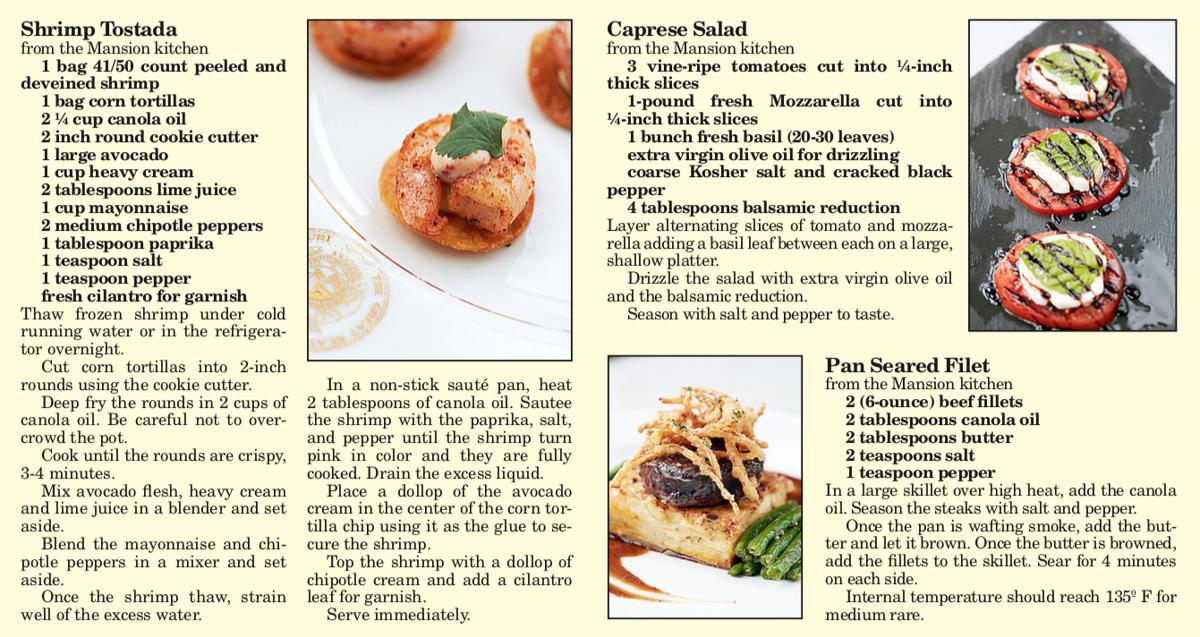 Parson's Recipes