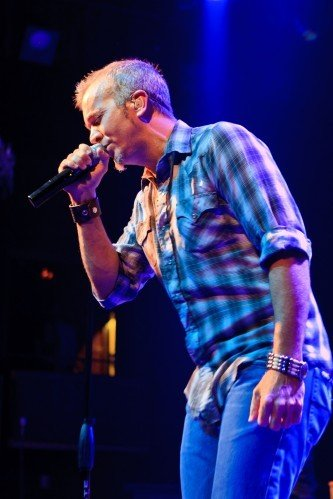 J.J. Belts it out at the Fillmore