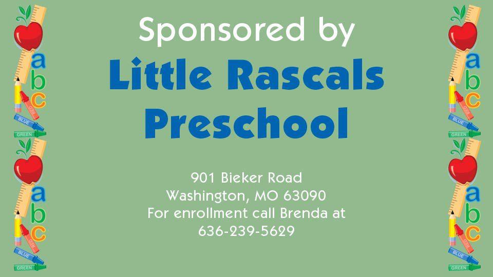Little Rascals Fair Gallery Sponsorship