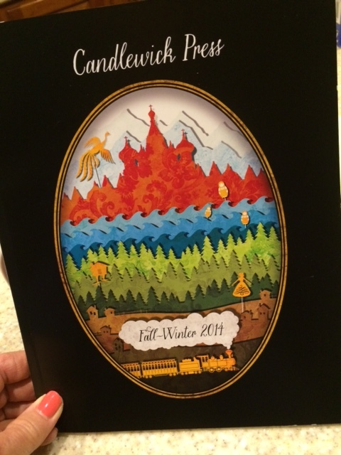 Candlewick Press--Exciting New Books