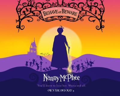 'Nanny McPhee'