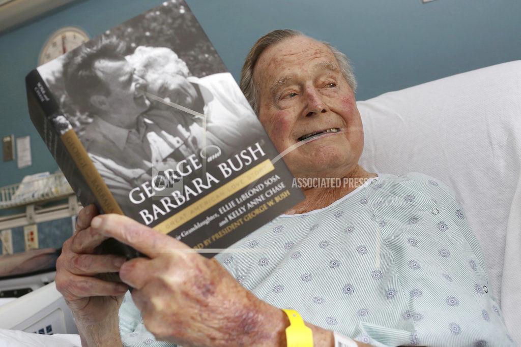 George HW Bush Birthday
