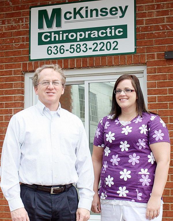 McKinsey Chiropractic Relocates