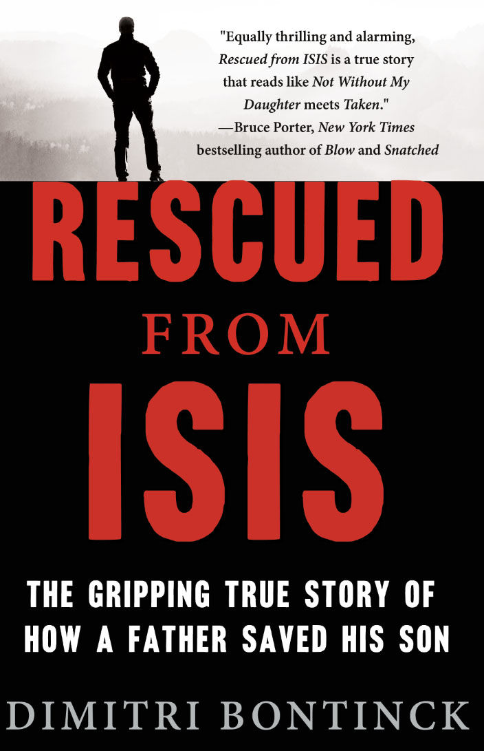 """Rescued from Isis"""