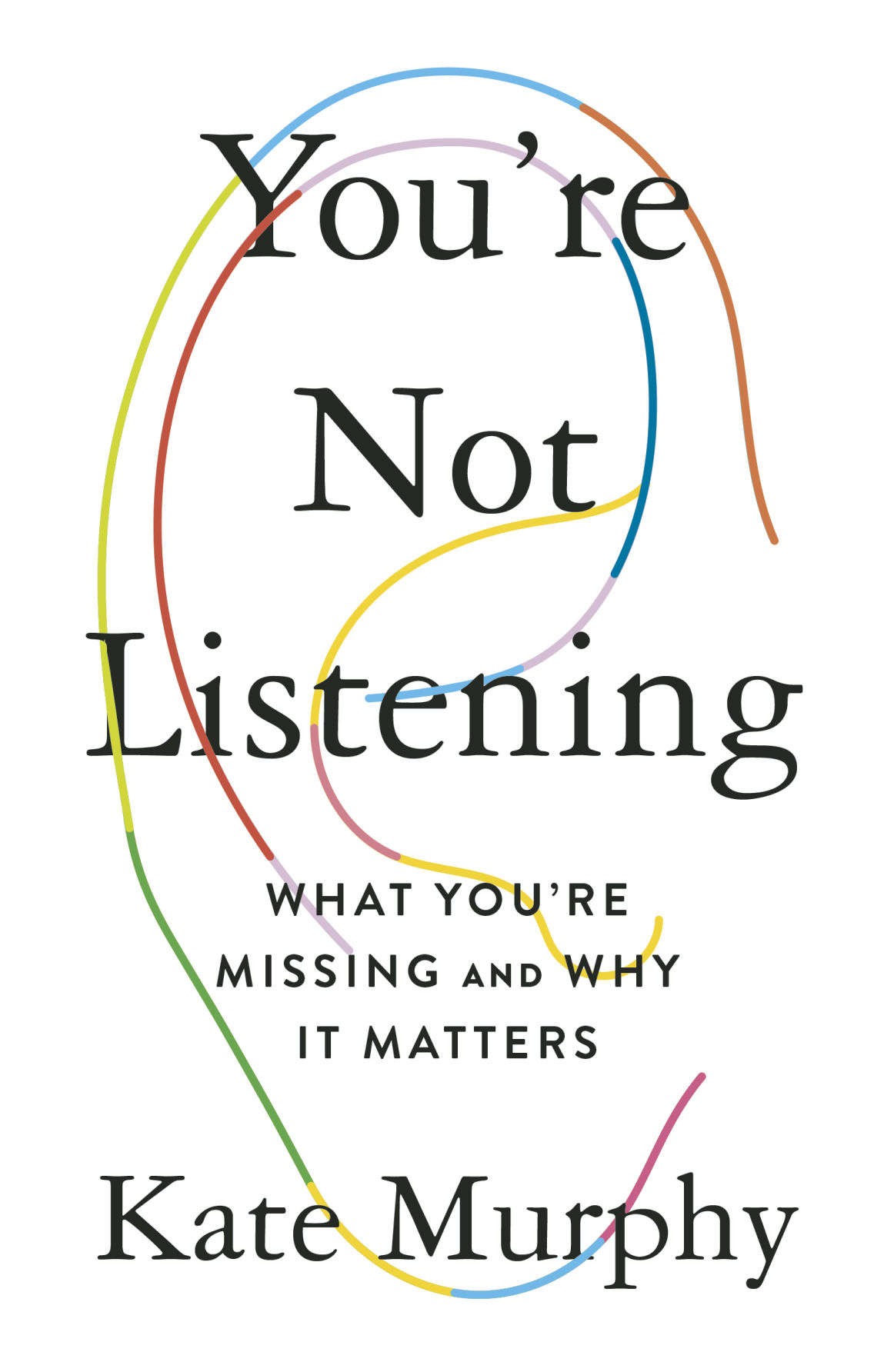 """You're Not Listening"""
