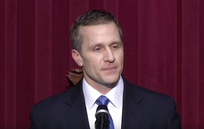 Eric Greitens gives State of the State address