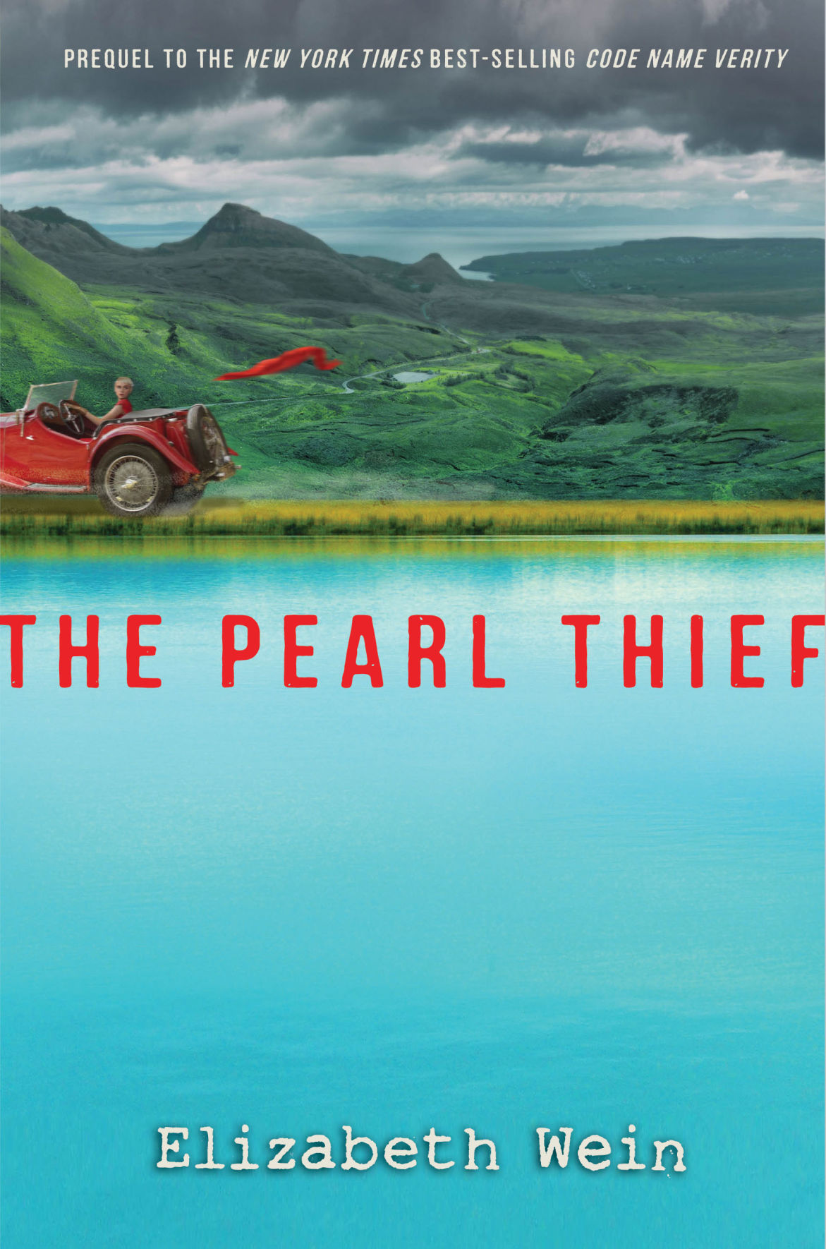 """""""The Pearl Thief"""""""
