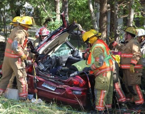 Fatal Highway YY Crash