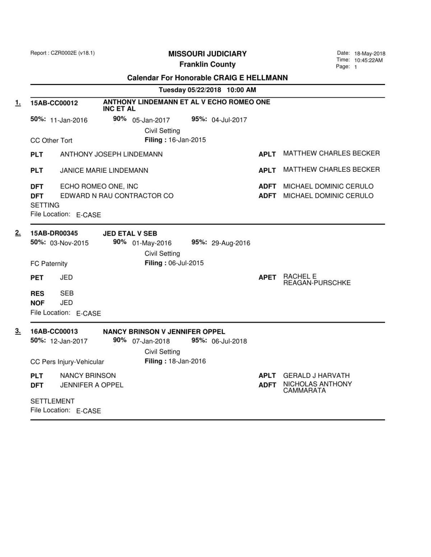 05 22 18 Div I Law Day Docket Pt C.pdf