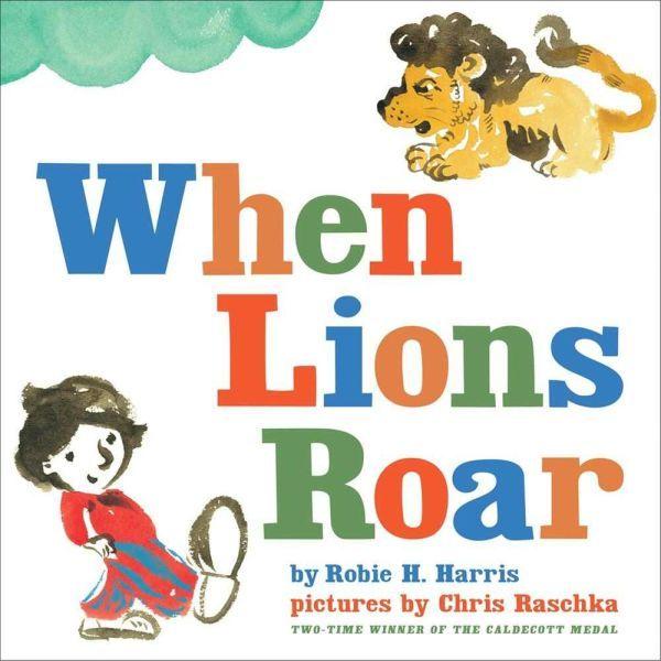 """""""When Lion's Roar"""""""