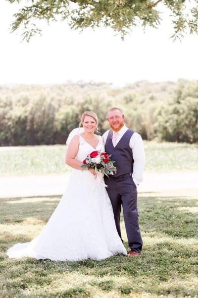 Scheible Weds Carter in July Ceremony